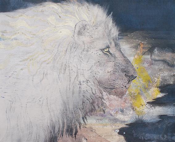 《夜宙の獅子》松村 侑紀