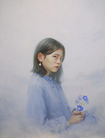 《月のかけら》湯澤 美麻